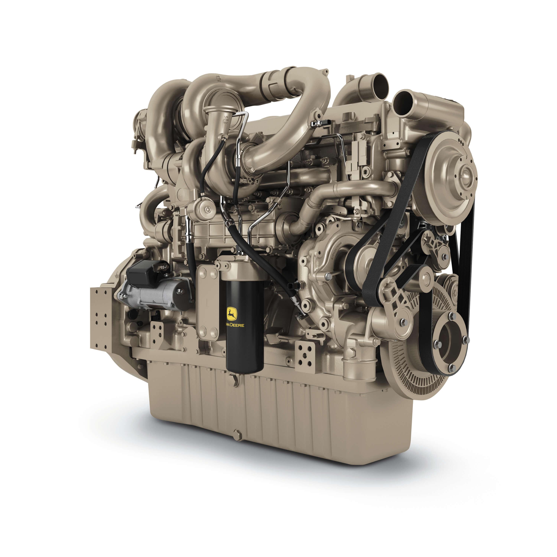Stufe-V-Motor von John Deere Power Systems