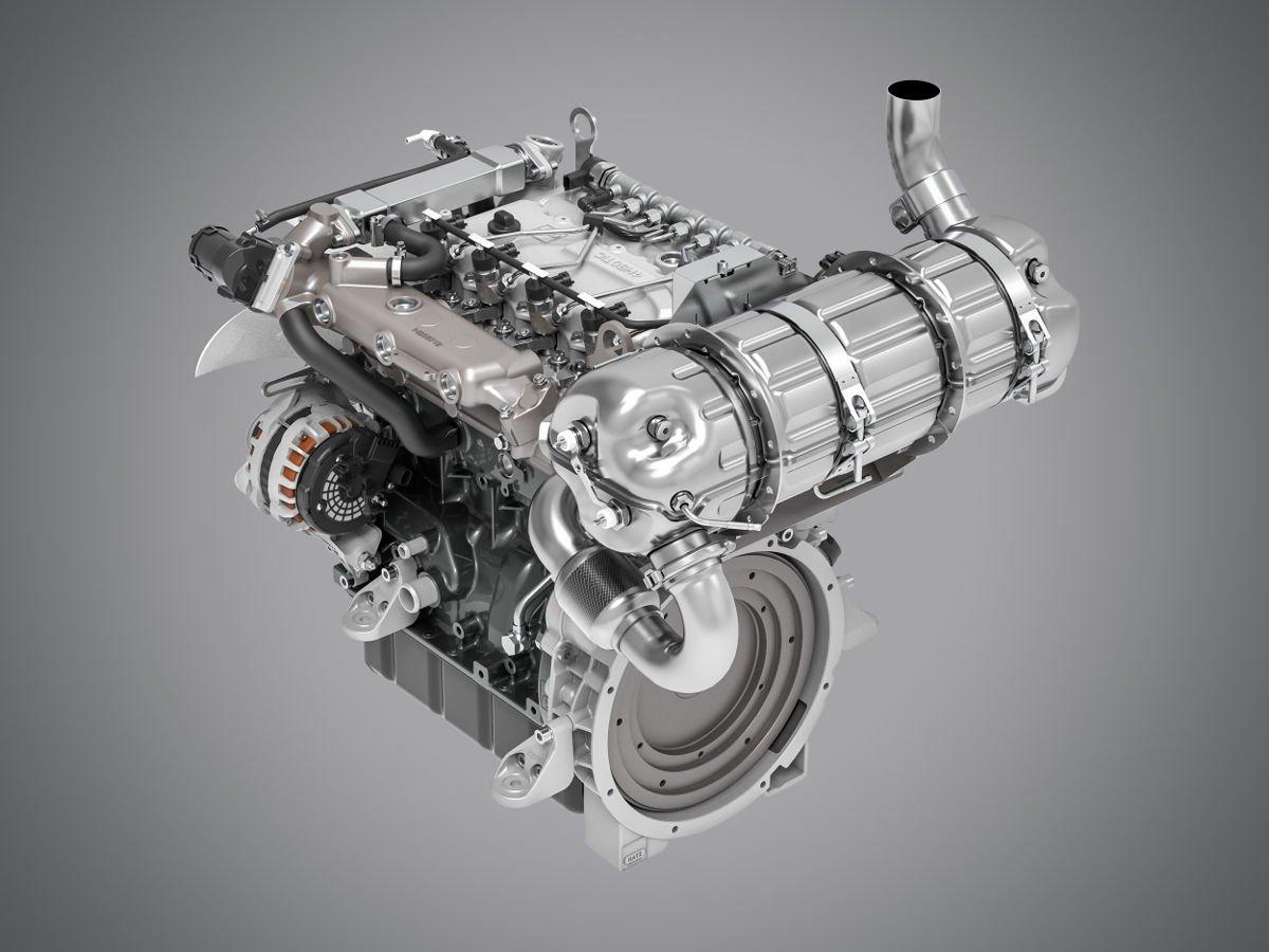 EU-Stage-V Motoren von Hatz