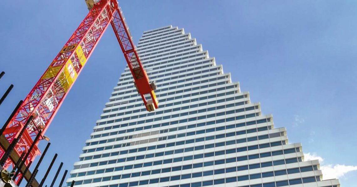 Bürogebäude Roche-Bau 2 in der Schweiz