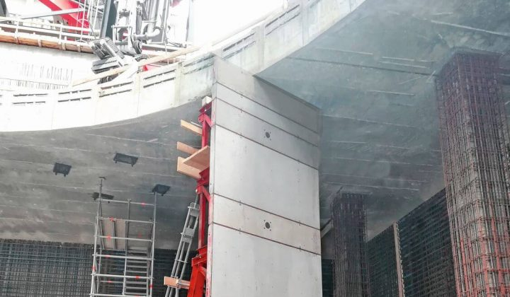Verfahrbare Stützböcke STB 450