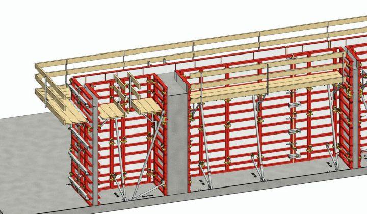 3-D-Planung für zweidimensionale Pläne und Stücklisten