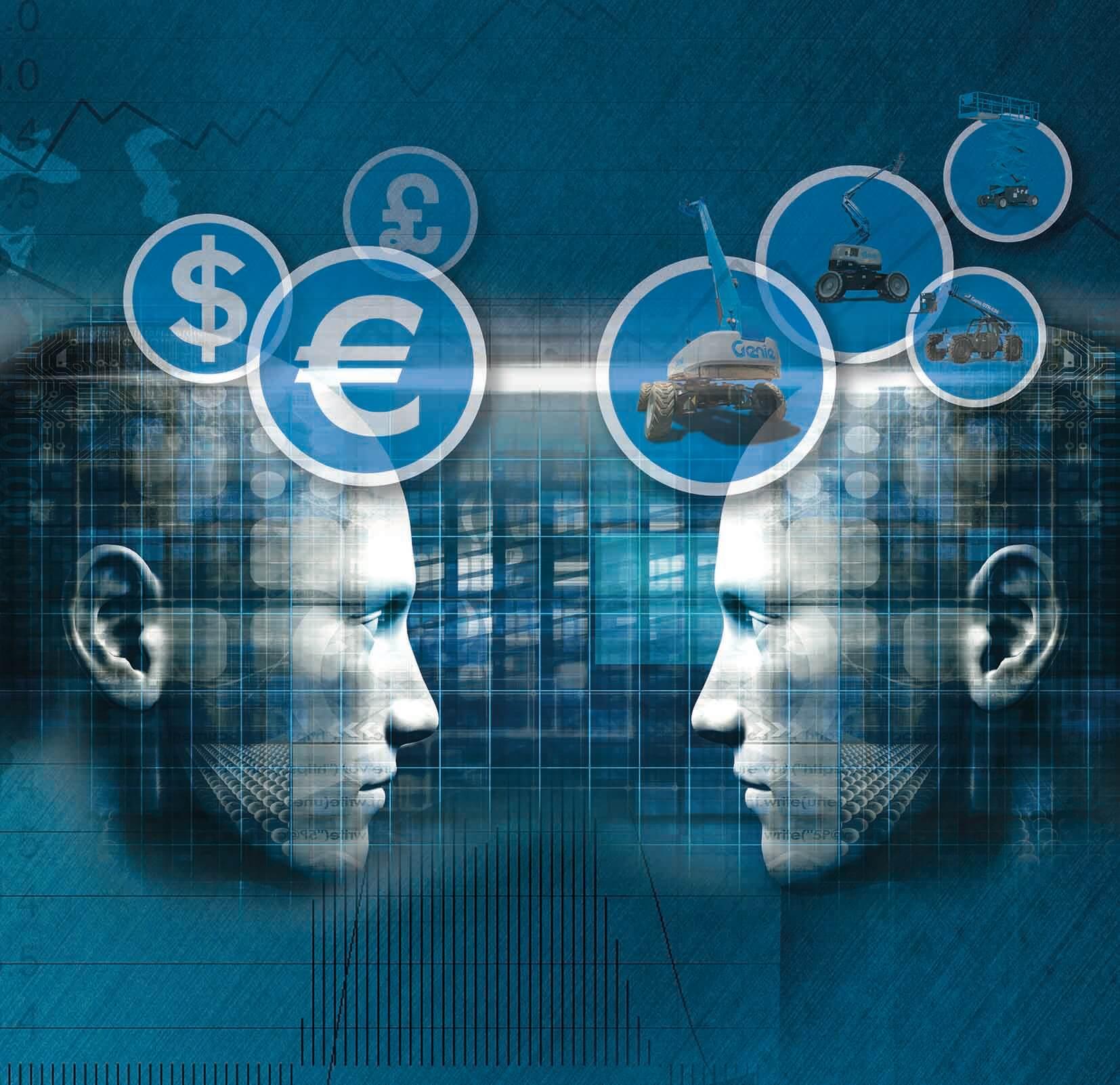 Seasonal Capital Repayment-Programm von Terex