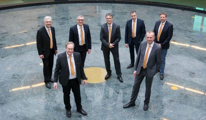 VDBUM-Vorstandschaft