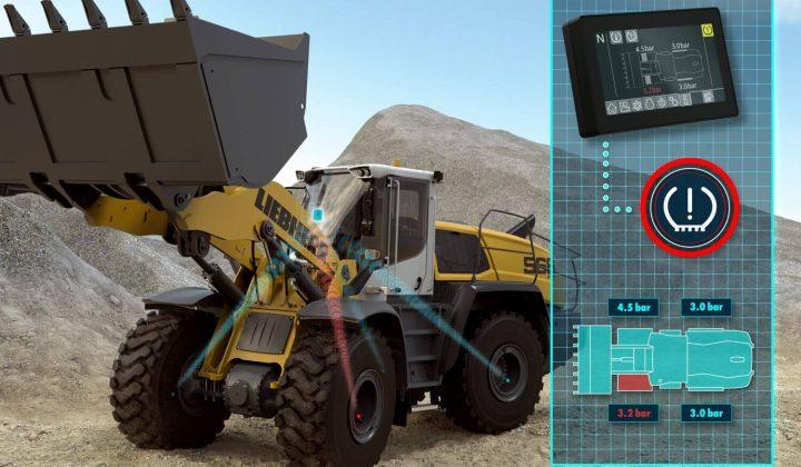 Assiszenzsysteme von Liebherr in X-Power-Radladern