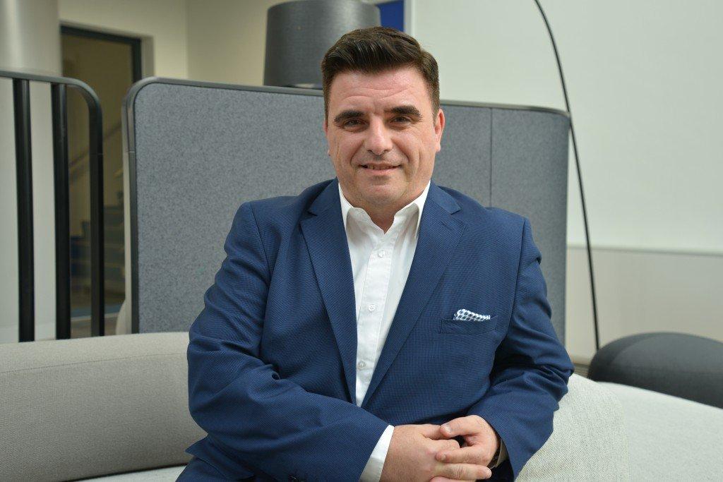 Nicolas Rousseau, Senior Sales Manager
