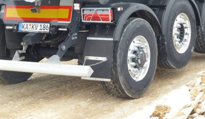 SAF-Trak-Hydro-Achse