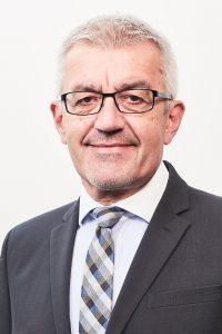 Klaus Kröppel, neuer Verkaufsleiter bei Tadano