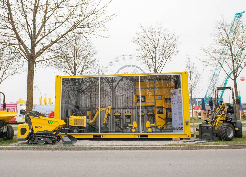 On-Site-Box von Wacker Neuson