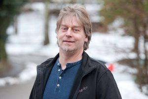 Günter Holp, Geschäftsführer der Holp GmbH