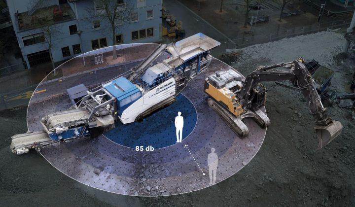 Mobile Brechanlagen von Kleemann