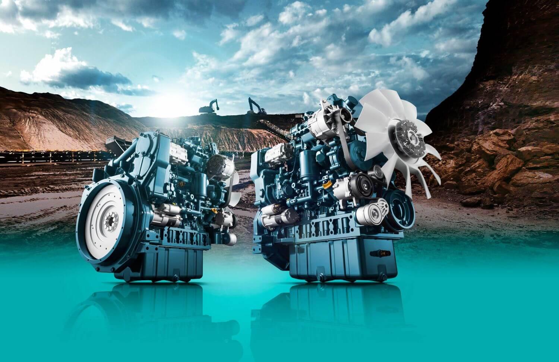 Industriemotoren von Kubota