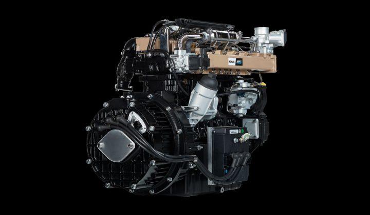 KDI-Motorenkonzept von Kohler