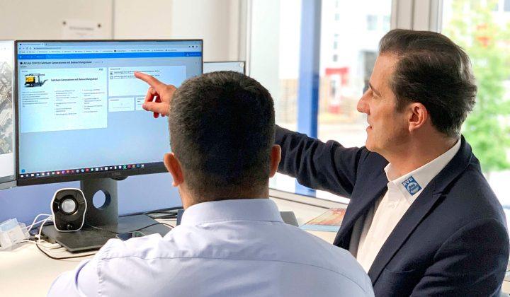 EVB-Datacenter für Produktdaten