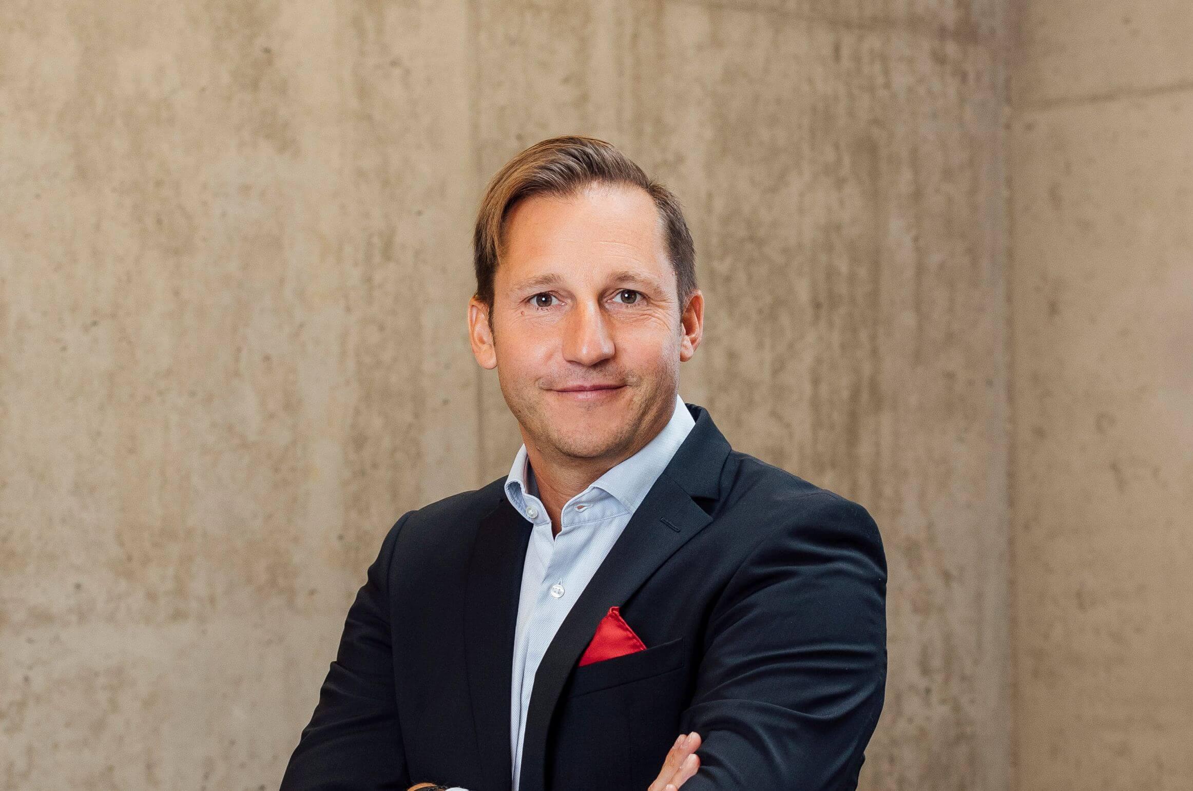 Harald Thum, Geschäftsführer von Kiesel