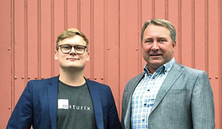 Tobias Ejersbo und Michael Stoevelbaek