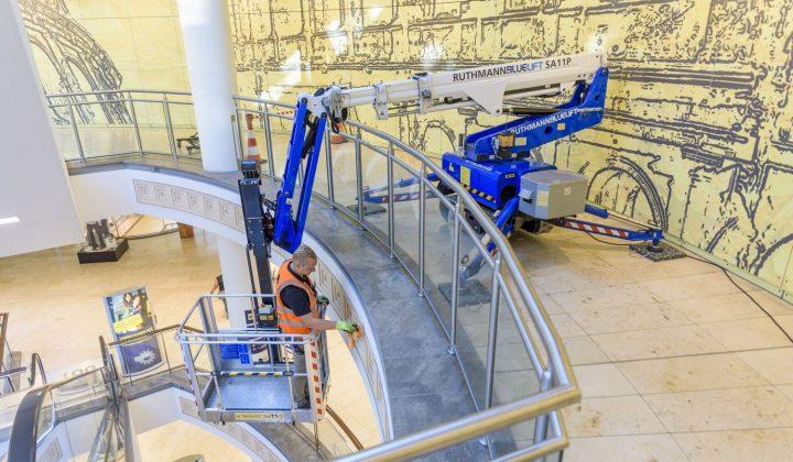 Bluelift SA 11 P Arbeitsbühne von Ruthmann