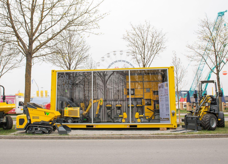 Onsite-Box von Wacker Neuson