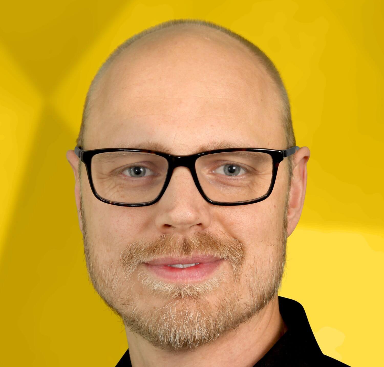 Martin Frid, Geschäftsführer Engcon Deutschland