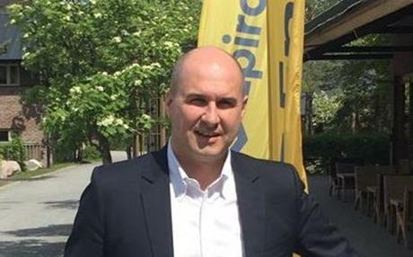 Momcilo Maric, Geschäftsführer von Epiroc Deutschland