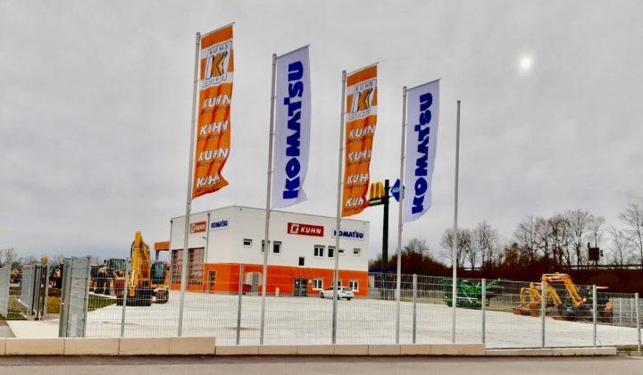 Kuhn Vertriebs- und Servicezentrum in Wörth an der Donau