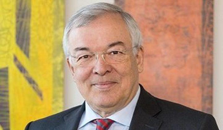FIEC-Präsident Prof. Thomas Bauer