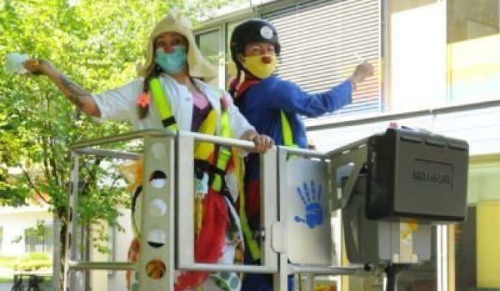 Mateco, Klinik-Clowns